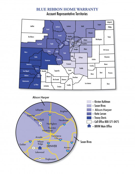 Our Representatives Blue Ribbon Home Warranty